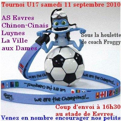 Tournoi U17