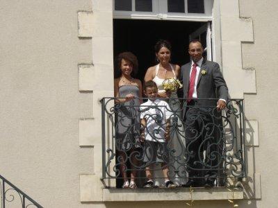 Mariage de Mika et de Karine