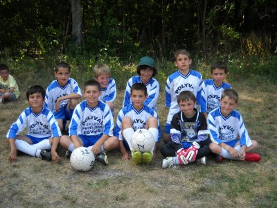 Tournoi U11 de Monts